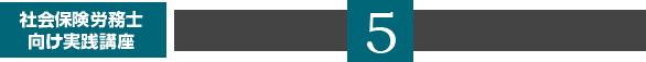 社会保険労務士向け実践講座 プロゼミ 5つのメリット